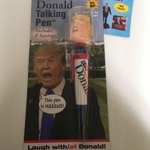 Donald Trump Collectible Pen